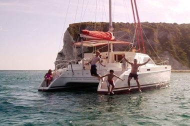 Semi Private Day Cruise – Catamaran