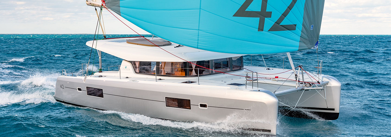 PRIVATE CRUISE OFFER - CATAMARAN